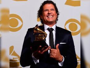 Grammy 2015: Carlos Vives y Calle 13 se hicieron de un gramófono