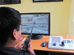 Chiclayo: alcalde anuncia compra de 60 cámaras de video vigilancia