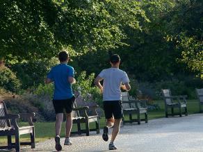 Correr mucho es peligroso para la salud