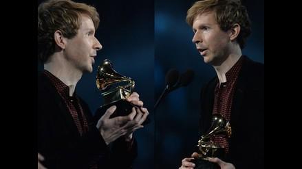 Grammy 2015: Kanye West casi arruina discurso de Beck
