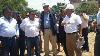 Gobierno apoyará limpieza de ríos en Lambayeque