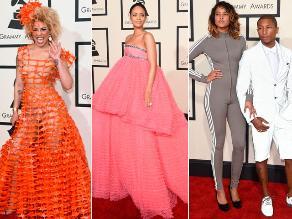 Grammy 2015: Estas celebridades fueron las peor vestidas