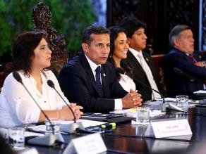 Ejecutivo evaluará cierre de la DINI, anuncia Humala