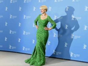 Berlinale: La embarazosa caída de Helen Mirren