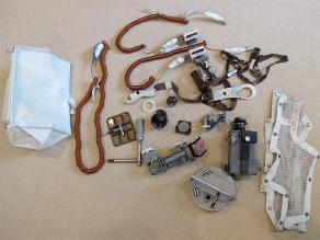 Encuentran objetos de Apollo 11 en clóset de Neil Armstrong