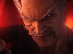 Mira la secuencia de introducción de Tekken 7