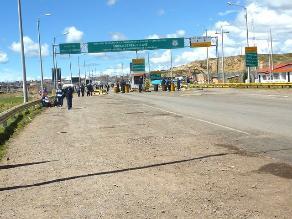 Evalúan suspensión de cobro de peajes en carretera Tarapoto-Yurimaguas