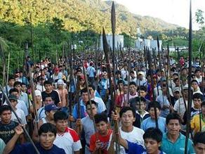 Dirigente de pueblos indígenas brinda detalles de situación en Pichanaki