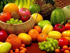 Verano: frutas y verduras ayudan a mantenerse hidratado