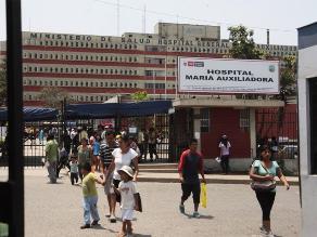 María Auxiliadora: familiares de niño a punto de perder mano claman justicia