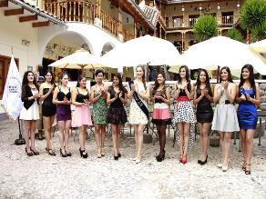 Ayacucho: son once candidatas que disputan título de Señorita Carnaval 2015