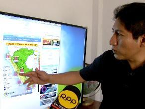 Temperatura en Piura alcanza límites históricos