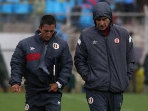 Universitario: Así explicó Óscar Ibañez la goleada ante Real Garcilaso