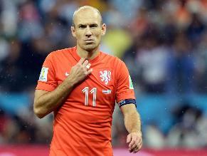 Arjen Robben: Ganar 5-1 a España fue una locura