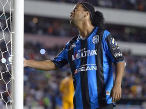 Ronaldinho en la mira del Kabuscorp de Angola