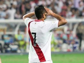 Selección peruana cae seis posiciones en nueva edición del ranking FIFA