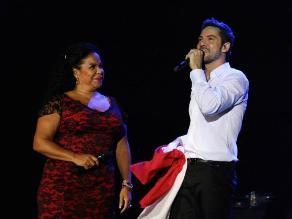 David Bisbal: revive los mejores momentos de su concierto