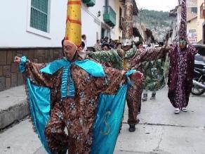 Cajamarca: premian con mil soles a la historia mejor contada del carnaval