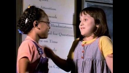 Matilda: sus protagonistas se reúnen 19 años después