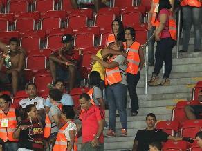 Sport Recife contrata a madres de hinchas para mantener seguridad en estadio