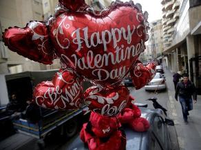 Trujillo: variada oferta de regalos por Día de San Valentín