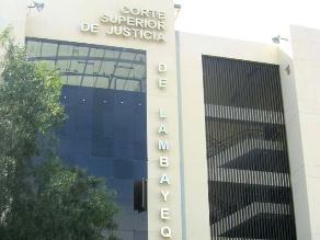 Lambayeque: delincuentes roban laptop y valiosos documentos de jueza
