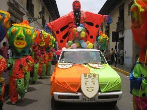 Cajamarca: ultiman detalles para celebrar el carnaval cajamarquino