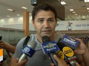 Sporting Cristal: Ahmed confirmó que jugará con equipo alterno ante Melgar