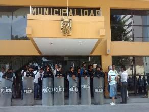 Piura: alcalde pide tranquilidad a los transportistas