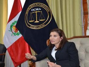 Jefa de la OCMA exhorta a jueces a trabajar con probidad