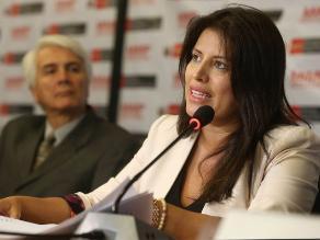 Ministra Omonte pide compromiso multisectorial para reactivar Yurimaguas