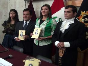 Arequipa: anuncian actividades por bicentenario del poeta Mariano Melgar
