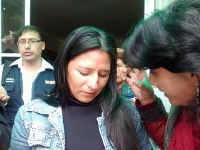 Huancayo: esposa de herido en Pichanaki exige justicia y pide apoyo
