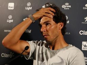Tenis: ¿Por qué criticó duramente Rafael Nadal a los JJ.OO de Río 2016?