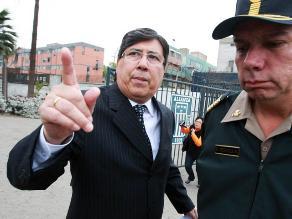 OCMA pide destitución de juez que favoreció a Guillermo Alarcón
