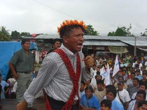 Loreto: comunidades del río Tigre piden renuncia de Ana Jara