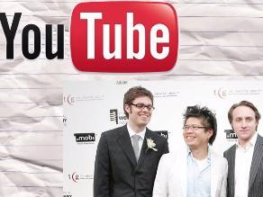 YouTube cumple hoy su primera década como rey de los vídeos en Internet