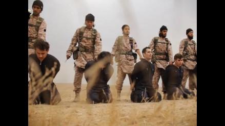 El EI difunde video en el que ejecuta a una veintena de coptos egipcios