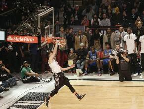 NBA: Mira las espectaculares volcadas de Zach LaVine en el All Star Weekend