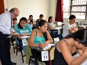 UNMSM: Más de 9 mil postulantes participaron en simulacro de admisión