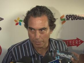 José Del Solar: Pensamos que Raúl Ruidíaz se iba al extranjero