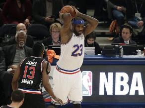 NBA: Conferencia Oeste fue el gran ganador del Partido de las Estrellas