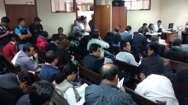 Chiclayo: policía implicado en caso Torres contará toda su verdad