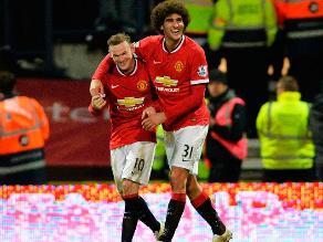 Manchester United derrotó 3-1 al Preston North End por la Copa FA