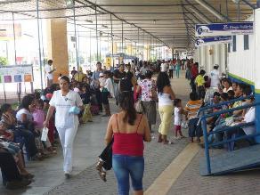 Chiclayo: Hospital de la Solidaridad pide seis meses de prórroga