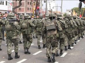Piura: Ejército continúa investigación por presunto acoso sexual