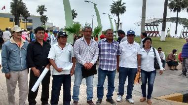 Trabajadores dan plazo para que autoridades de Nuevo Chimbote les paguen
