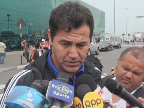 Daniel Ahmed: Sporting Cristal tiene equipo para pelear los dos frentes