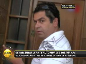 Belaunde Lossio: audiencia de apelación se realizó en Sullana