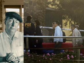 Chile: ordenan devolver restos de Neruda para ver causas de muerte